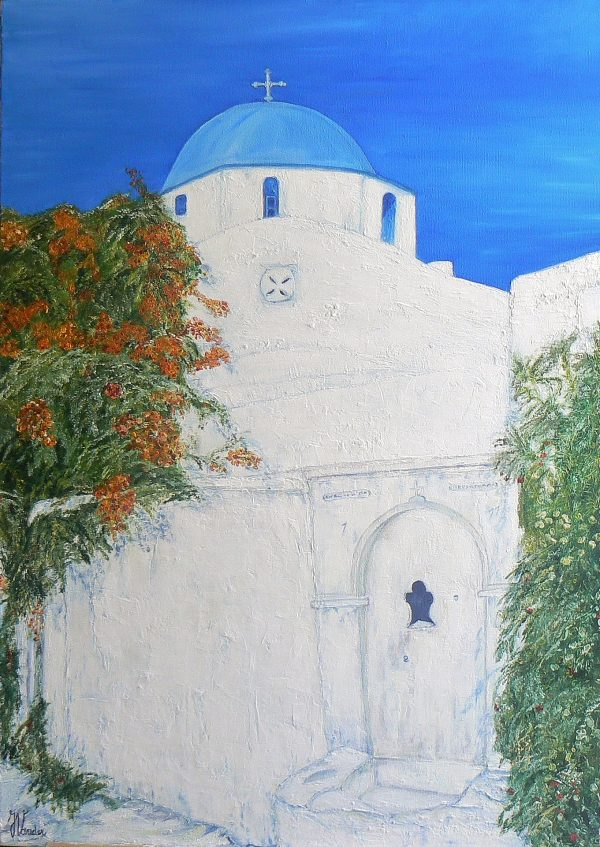 Chapel of Parikia (65x92)