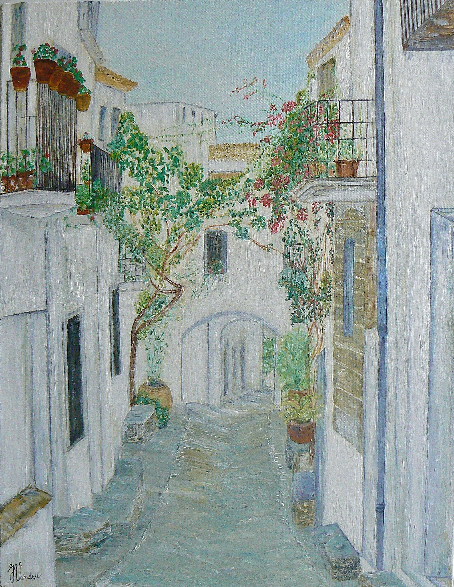 South Alley (50x65)