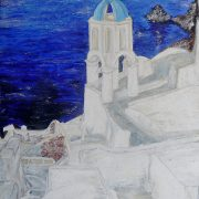 Wonder of Greece (50x65)